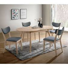 oval dining room tables oval kitchen dining room tables for less overstock com