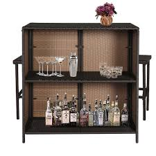 Bar Hutch Top 12 Outdoor Bar Sets For A Posh Garden Party