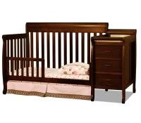 Convertible Baby Crib Plans Diy Baby Bed Plans Nursery Cribs Ikea Mod Marley 3in1 Convertible