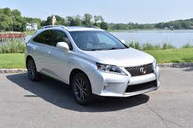 lexus pre owned extended warranty 2014 lexus rx 350 f sport navi back cam low miles clean