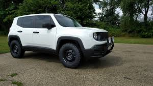 white jeep 2016 2016 alpine white toasterjeep jeep renegade forum