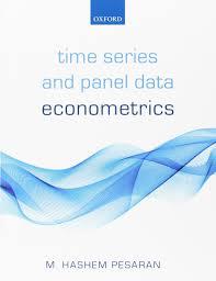 time series and panel data econometrics amazon co uk m hashem