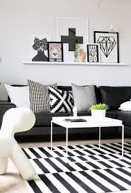 116 best images about black u0026 white interior design on