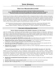 Sample Resume Objectives Marketing by Sample Resume For Business Resume Objective Example Business
