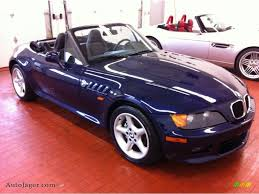 1997 bmw z3 for sale 1997 bmw z3 2 8 roadster in montreal blue metallic photo 3