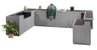 prefab outdoor kitchen island kitchen ideas barbeque islands modular outdoor kitchens lowes