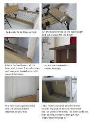 ikea hack malm bed to four poster u2014 hester u0027s handmade home