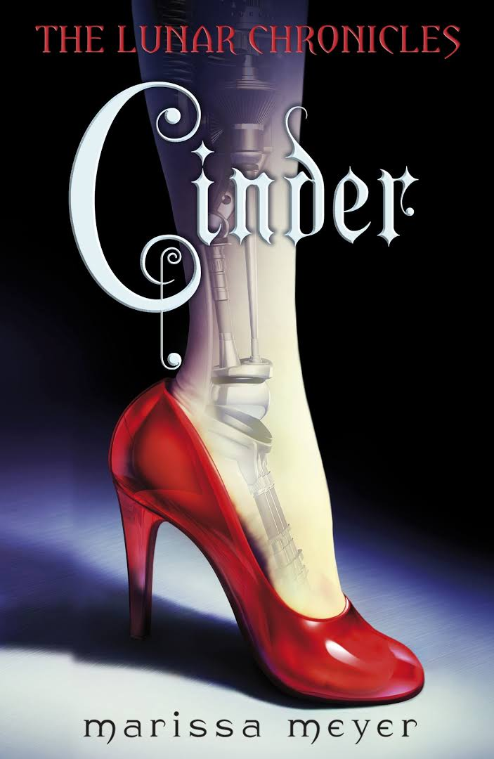 Image result for Cinder - Marissa Meyer