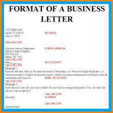 Business Letter Template For Letterhead 10 Business Format Letter Template Attorney Letterheads