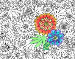 coloring mushrooms printable coloring