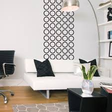 delightful wall stickers for living room interior design syga