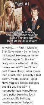 Ironically Liking Memes - 25 best memes about harry potter and ironic harry potter and