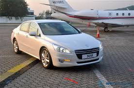 peugeot cars malaysia peugeot 508 to be official car for the asean banking conference