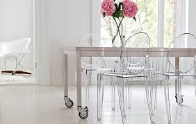 kartell louis ghost chair u2013 well designed products