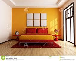 Deco Chambre Rouge by Design Deco Chambre Orange Et Gris Versailles 3222 Deco