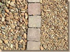 Useful And Attractive Ideas Paver Planning A Backyard Path Gravel Paths Gravel Path Paths And