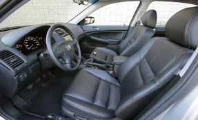 2001 Honda Accord Coupe Interior 2007 Honda Accord Information And Photos Zombiedrive