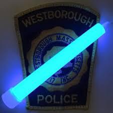 free glow sticks from westborough police