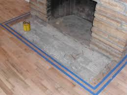 Transition Carpet To Hardwood Tile To Wood Transition Indoor Simple Tile To Wood Transition