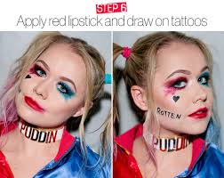 Where Do You Put Your Makeup On by Harley Quinn Costume How To Halloween 2017 The Best Harley Quinn