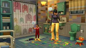 the sims 4 parenthood for pc mac origin