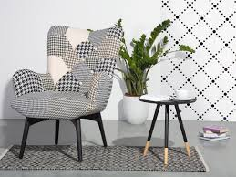 Living Room Wallpaper Ebay Coffee Side End Table Living Room Round Steel Rubber Wood Tripod