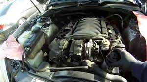 mercedes s430 b service part one youtube