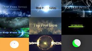 top 10 free intro templates download sony vegas pro 13