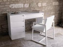 white table with drawers casabella adria medium dressing table in black or white bedroom