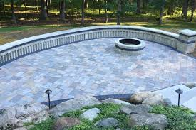 Patio Pavers Installation Higher Ground Landscaping Michigan Landscape Drainage Solutions