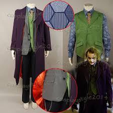 Mens Joker Halloween Costume Compare Prices On Mens Joker Costume Online Shopping Buy Low