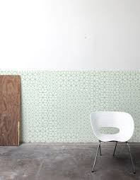Green Interior Design Products by Fold Green Pattern Wall Tiles U2013 Blik