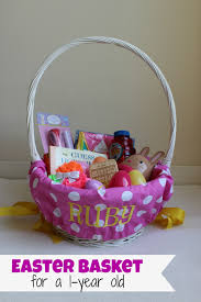 filled easter baskets for sale easter basket for a one year holidays easter