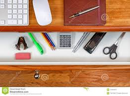Office Desk Work Solid Cherry Wood Office Desk For Work Stock Image Image Of