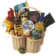 champagne gifts liquor baskets