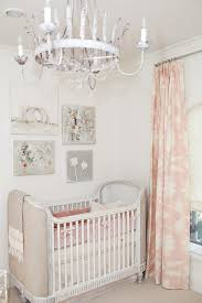 french nursery with pink curtains french nursery