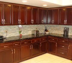 Maple Staining Kitchen Cabinets  Liberty Interior  Staining - Easiest way to refinish kitchen cabinets