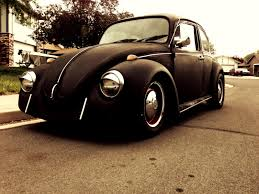 volkswagen bug black thesamba com beetle late model super 1968 up view topic