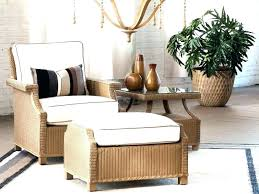 Living Room Wicker Furniture Wicker Rattan Furniture Indoor Indoor Rattan Sofa