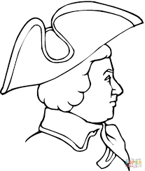 Blank 13 Colonies Map Revolutionary War Soldier Coloring Page Many Interesting Cliparts