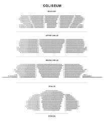 opera house manchester seating plan bat out of hell the musical tickets at london coliseum