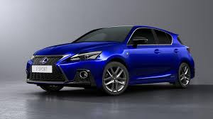 lexus ct 200h f sport tuning lexus updates ct 200h one last time autoevolution