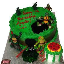 1284 teenage mutant ninja cake abc cake shop u0026 bakery