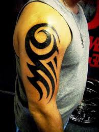 12 stunning easy tribal tattoos only tribal