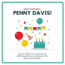 invitation birthday template best 25 birthday invitation