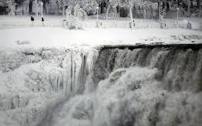 nissan canada niagara falls frozen niagara falls business insider