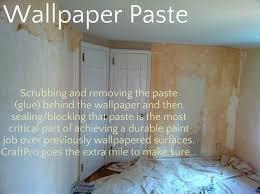 Preparation For Painting Interior Walls Best 25 Wallpaper Paste Ideas On Pinterest Diy Decoupage Paste