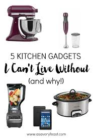 kitchen gadgets 5 kitchen gadgets i can u0027t live without