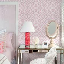 trellis wallpaper pink peel and stick