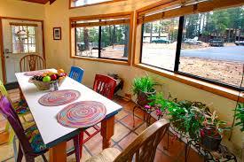 sunny pines flagstaff cabin